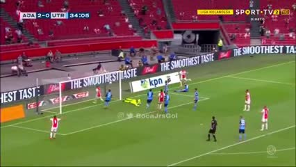 Tagliafico anotó en el amistoso del Ajax