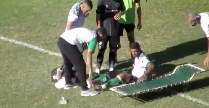 La terrible lesión en Real Pilar-Ituzaingó