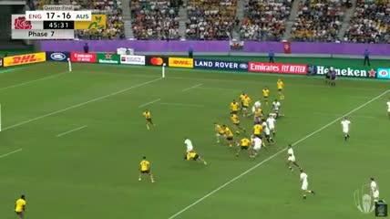Lo mejor de Inglaterra-Australia
