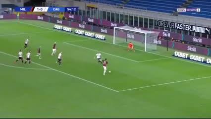 Golazo de Zlatan Ibrahimovic