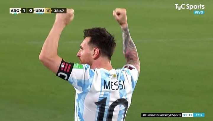 Lo mejor de la victoria de Argentina ante Uruguay
