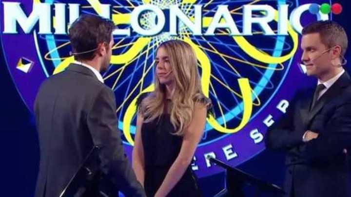 Mauro Giallombardo le propuso casamiento a su novia