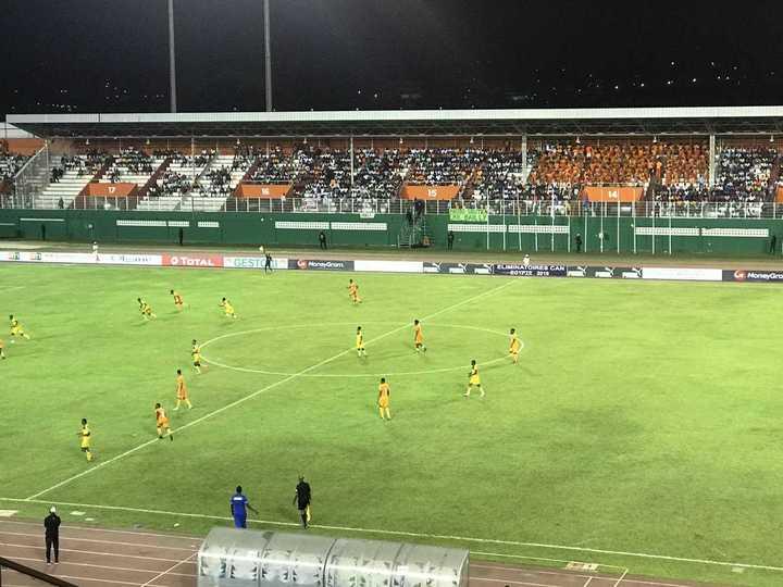 Los goles de Costa de Marfil 3-Ruanda 0