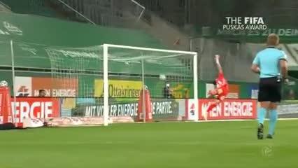 Golazo de Junuzovic en Austria