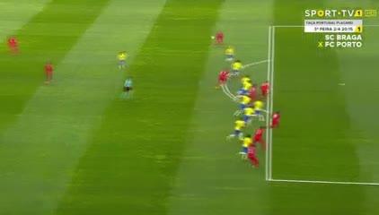 El empate 1-1 de Machado para Panamá ante Brasil