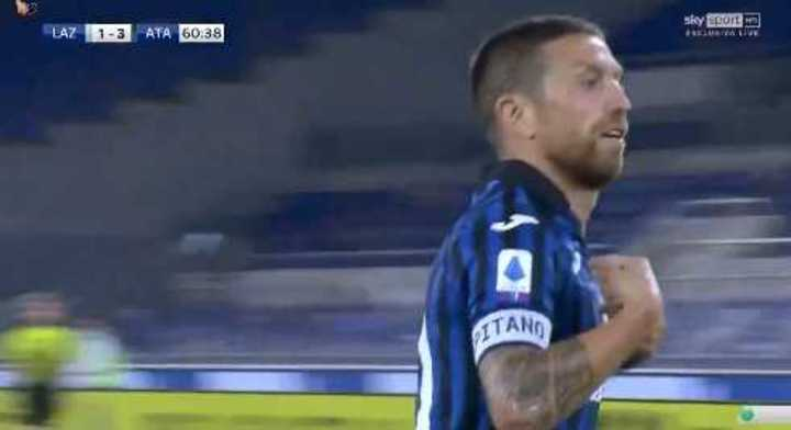 Doblete del Papu en la Serie A