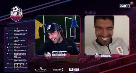 La chicana de Suárez contra Piqué