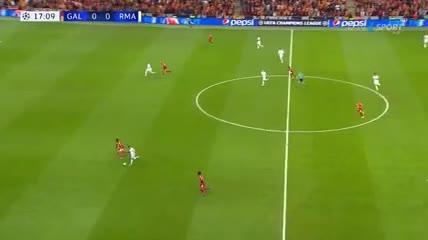 Kroos marcó el gol del Real Madrid