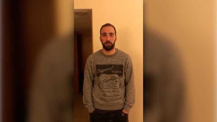 Higuaín pidió apoyo en las redes para que continue la búsqueda de Emiliano Sala