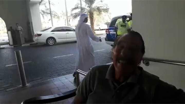 El Chamaco Rodríguez y su anécdota en Emiratos