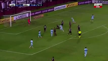 Bolivar descontó con gol de Rey