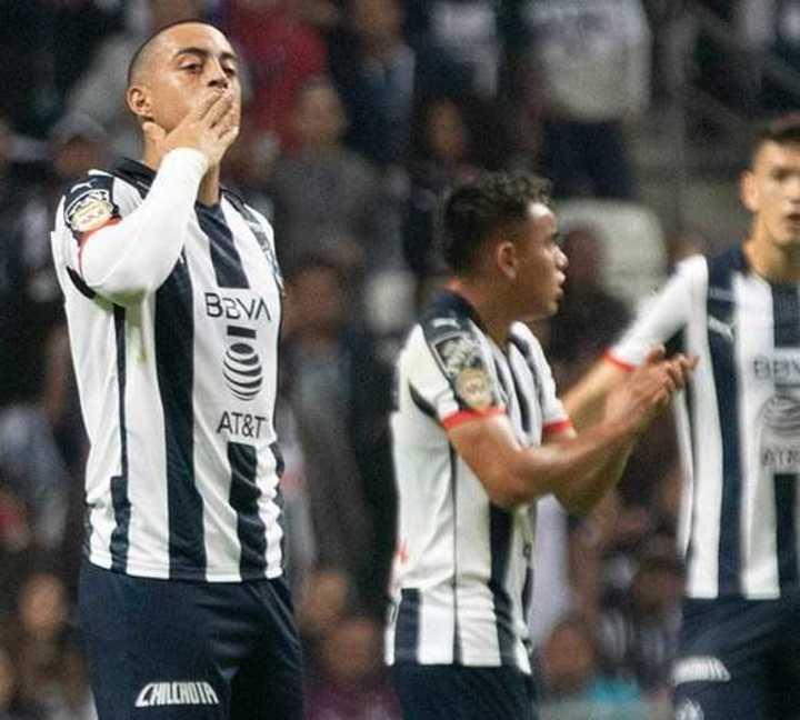 Rogelio Funes Mori y su gol a Juárez para el 1-1 de Rayados