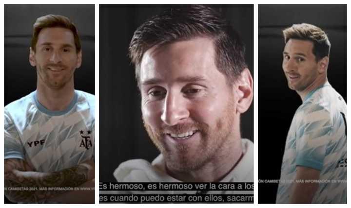 Messi palpita con Olé la Copa América.