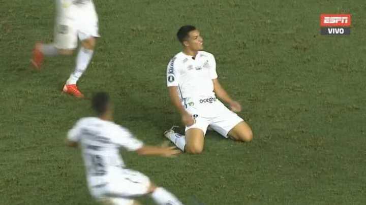 Santos se lo dio vuelta a Defensa