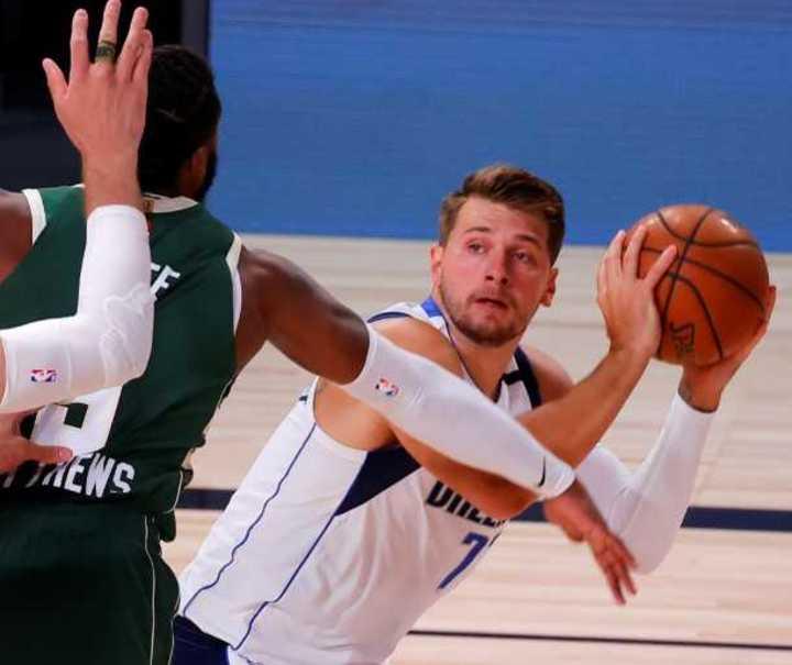 El gran show de Luka Doncic: 36 puntos, 14 rebotes y 19 asistencias