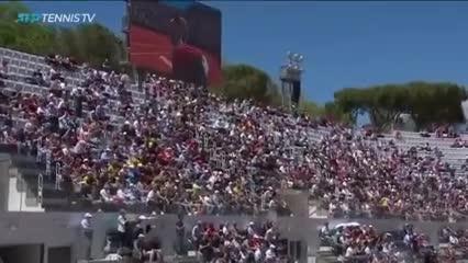 Puntazo de Federer