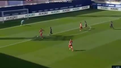 El triunfo por 1-0 de A. Madrid sobre Eibar