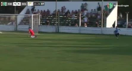 Alfredo Troncoso puso el 2-1 definitivo