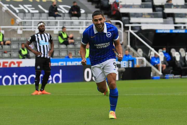 Aaron Connolly y el 3-0 para el Brighton
