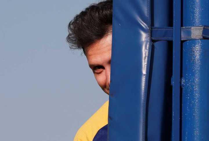 El extraño caso de Mauro Zárate