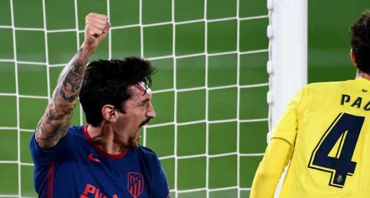 El gol por VAR para el Atlético de Madrid