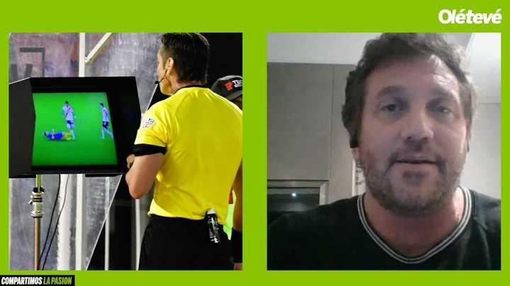 El VAR y posibles mejores, según Domínguez
