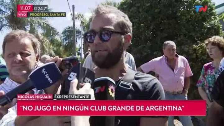 Nicolás Higuaín habló de negligencia en la muerte de Emiliano Sala