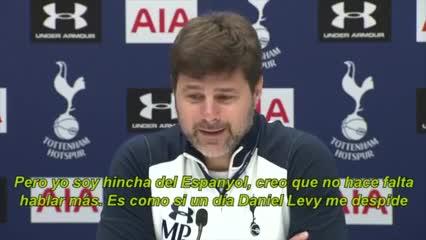 Pochettino aclaró varias veces que no dirigiría al Barcelona
