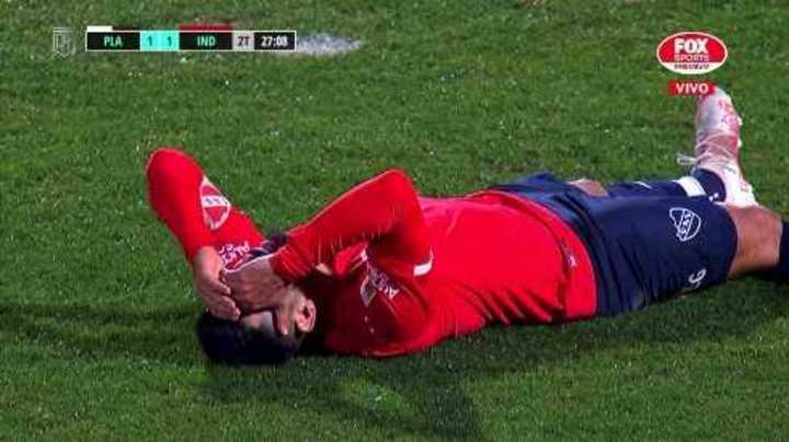 Romero casi anota el 2 a 1