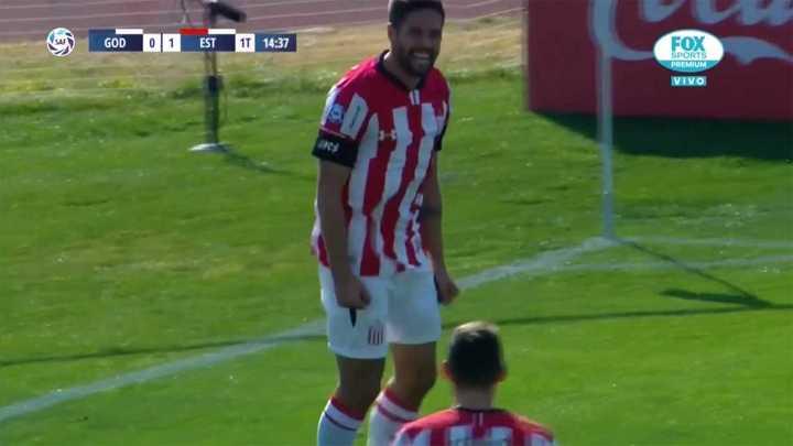 El Pincha se puso en ventaja por el gol de Fede González