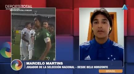 Martins le bajó el precio a la discusión con Messi