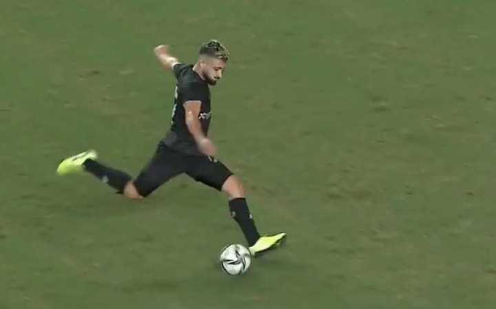Gol de Vargas para el Demirspor