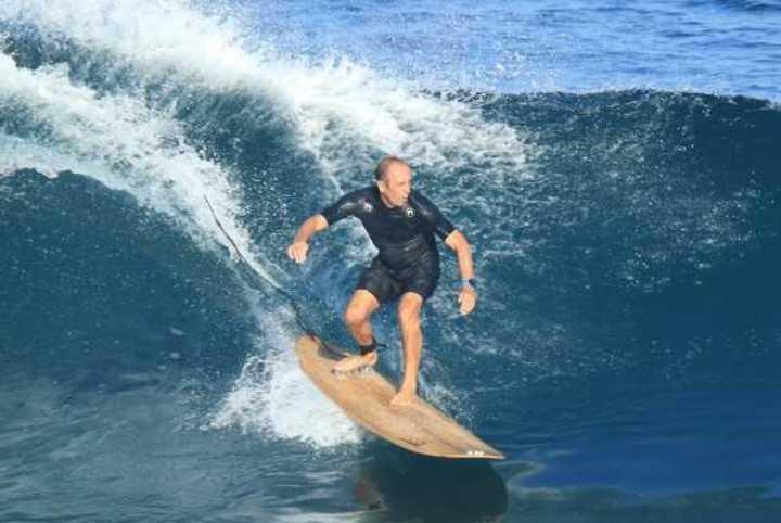 El marplatense Aguerre llevó el surf a los Juegos Olímpicos