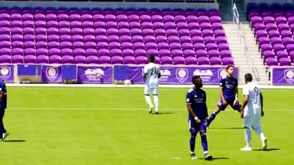 Pared y asistencia de Abila en su debut en la MLS