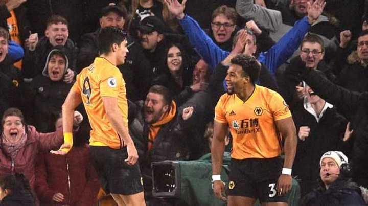 El golazo del 1 a 1 del Wolves