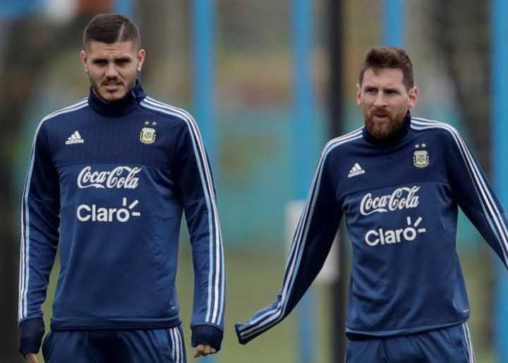 ¿Qué opina Messi de los dichos de Icardi cuando estuvo en la Selección?