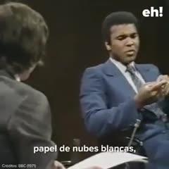 La lección de Muhammad Ali contra el racismo