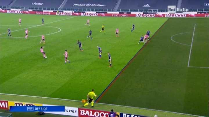 El VAR le anuló un golazo a Morata