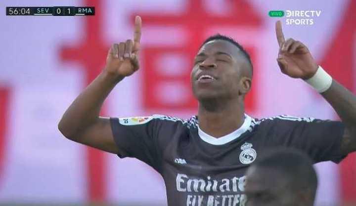 Bounou en contra abrió la cuenta para el Real Madrid