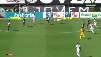 Golazo de Soteldo, de tijera, vs. Botafogo