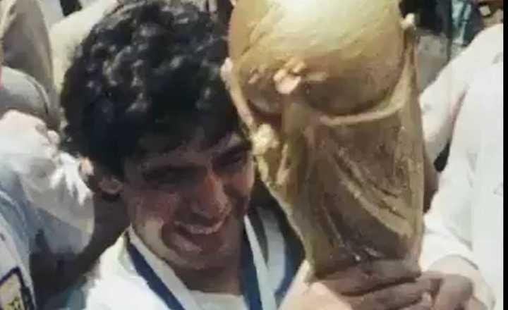 El nuevo trailer de la película de Maradona