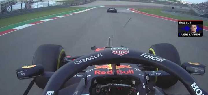 Verstappen le dijo estúpido a Hamilton