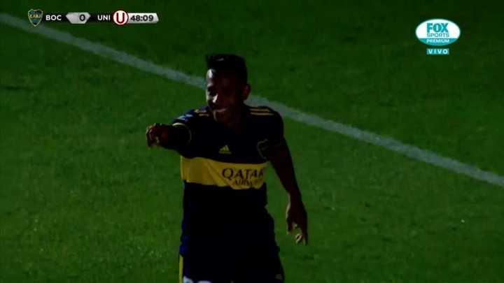 Villa cambió penal por gol