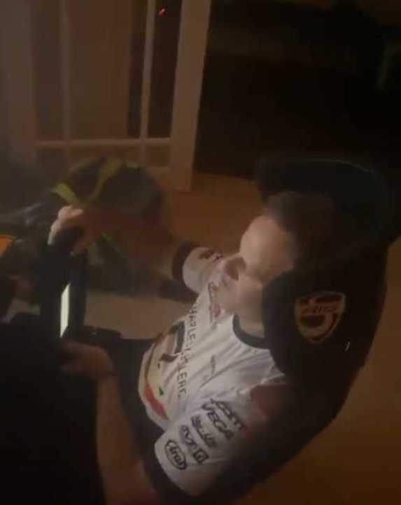 Barrichello se pone a punto para el debut