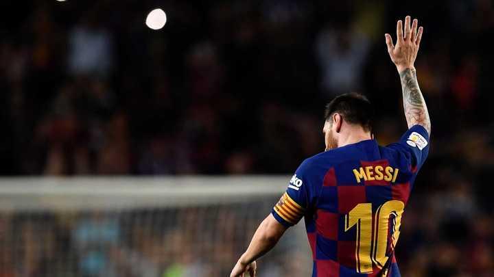 Video: Los goles de Messi que le dieron la Bota de oro