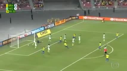 El empate de Casemiro para Brasil