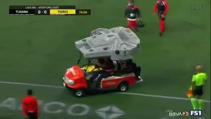 El carrito médico de Star Wars