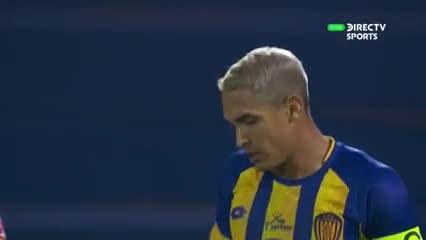 Defensa empató el partido con un gol en contra