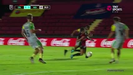 El Pulga Rodríguez puso el 2 a 1