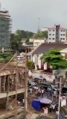 Los festejos en Sierra Leona tras la clasificación